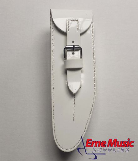 Quality White PVC Piccolo Pouch